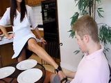 Gfs MILF Mom Pushes Boy Over His Limits - India Summer and Kacy Lane