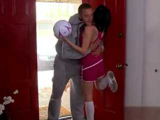 Private Meeting With Personal Trainer Turns Into Hard Sex