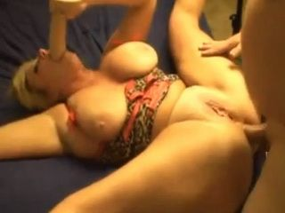 Mature Amateur Wife With Big Melons Takes Cock In Her Asshole