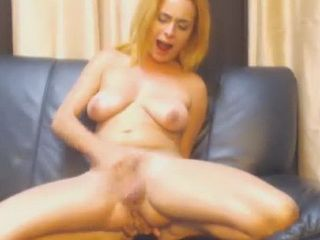 Cyber Freak Girl Masturbating In Front Of Webcam