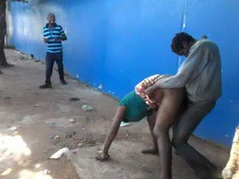 Home Ghetto South African Black Porn Sex Africa