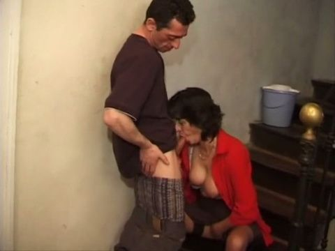 Mature Maid Gives A Great Fuck To Her Horny Boss