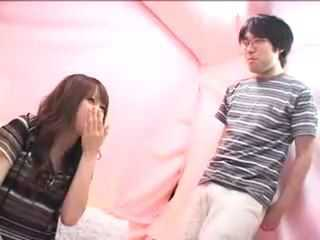 Confused Japanese Teenagers Learning How To Fuck For The First Time