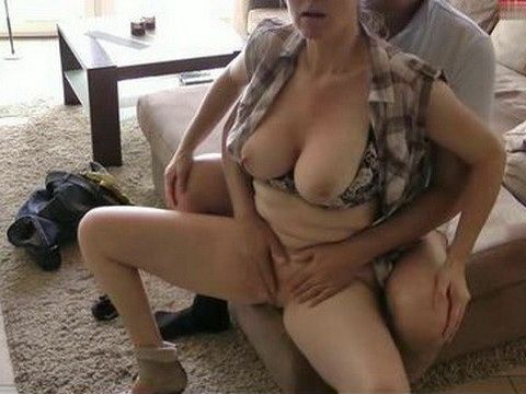 Hubby Talks His Blonde Wife Into Making Private Sex Tape