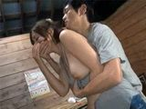 Cute Japanese Girl Getting Rid Of Her Old Underwear But Perversed Neighbor Stoped Her Doing That - Chilla Hami