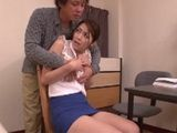 After Giving Private Class Student Banged His Hot Japanese Teacher - Hojo Maki