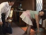 Unfortunate Asian Maid Suffered Torture By Boss While His Wife Was On Trip - Hitomi Enjo