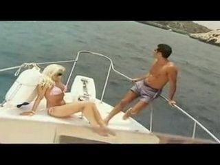 Assfucking With Rich Guy On His Yacht Makes Me Feel Like A Goddess