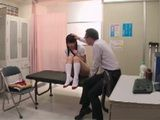 Terrified Schoolgirl Finds Comfort At School Doctor - Yume Kana
