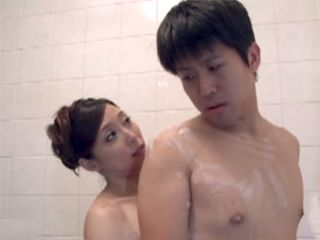 Japanese Stepmother Loves Spending Her Free Time With Her Son
