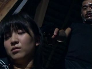 Attempt Of Young Busty Samurai To Fight Alone Against Bad Boys Ended Very Bad For Herself - Mayu Suzuki