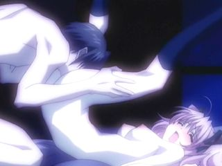 Cute Japanese Anime Gets Licked And Hard Poked