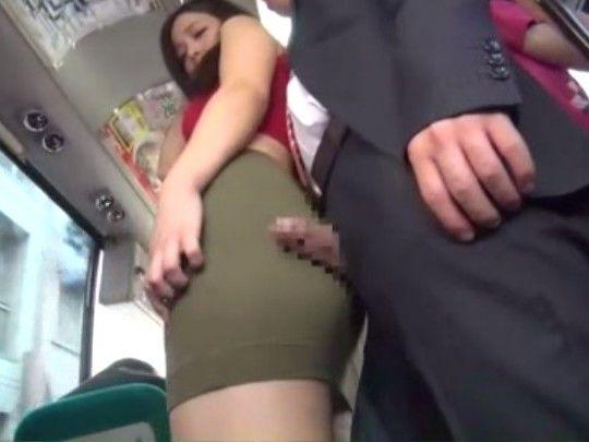 Unfortunate Girl Met a Horrible Man In a Bus