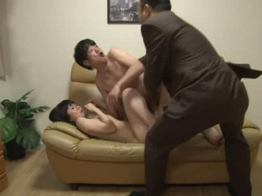 Pissed Off Father Busted His Naive Teen Stepdaughter Mai Araki Being Fucked By His Coleague From Work