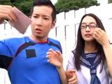 Asian Teen In Love Will Do Anything Just To Obtain To Forgiveness From Her Boyfriend
