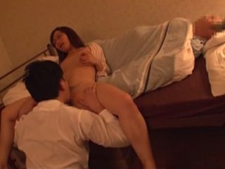 Cuckold Husband Was Unaware That His Wife Is Fucking With His Horny Son