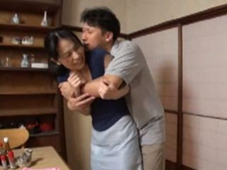Naughty Stepson Makes His Stepmom Fucking With Him Against Her Will - Ayako Inoue