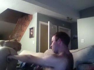 Hard Fucking On Sofa Before Bad Time