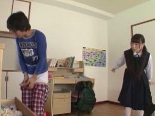 Teen Step Sister Busted Brother Wanking On Her Panties - Konishi Marie Hoshizora Moa Hoshino Hibiki