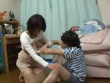 Housemaid Got Super Tough Task To Babysit Dirty Teenager Who Thinking About Sex 24/7