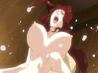 Bigboobs Japanese Anime Mom Fucking Big Cock In The Restroom