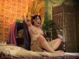 Naive Milf Belive In False Story About New Massage Method By Her Nasty Masseur