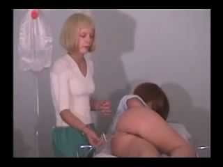 Alicias First Enema
