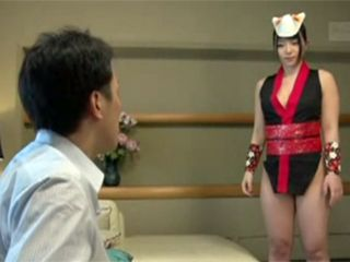 Katana Master Girl Punish Her Stepdaddy After Caught Him Cheating On Her Mother