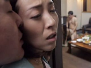 After Caught Hubby To Cheating On Her Devastated Nozomi Tanihara Let Old Geek To Fuck Her In Order To Make Even