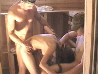 2 Soldiers Molested And Brutalized Poor Girl In The Sauna
