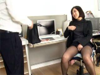 Office Fucking With Horny Boss