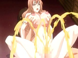 Busty Anime Hot Riding Dick And Spraying Cum