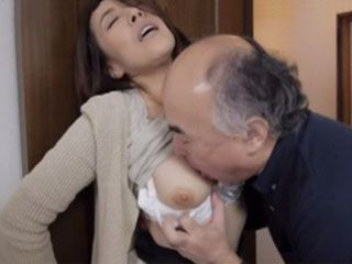 When She Send Off Her Hubby At Work Mature Neighbor Get His Wife Just For Himself - Nozomi Tanihara