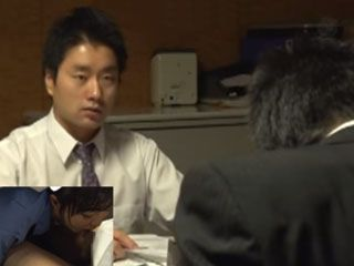 Boss Has His Own Under Table Treatment - Hitomi Enjoh