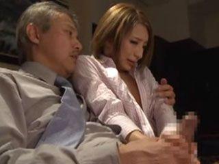 Shrewd Boss Hires New Secretaries Just To Use Them And Fuck - Kanon Mochizuki
