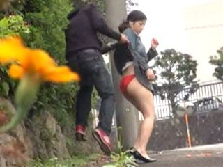 Sharking On The Street Lonely Girl Totally Pays Off To Lucky Guy