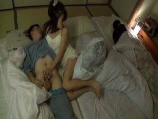 Sinful Wife Fucks Brother In Law While Exhausted Husband Sleeping In Same Room