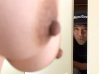 Pervert Boy Spy On His Hot Milf Neighbor