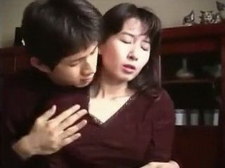 Japanese Stepson Seduces And Fucked Fathers New Wife