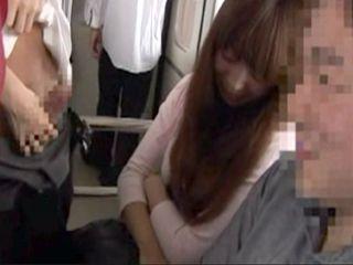 Brutal Molesting Schoolgirl In The Bus