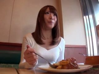 Beautiful Japanese Chick Is Going To Be Hard Fucked On A First Date